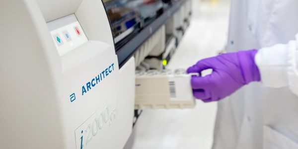 Abbott's new lab COVID-19 antibody test will run on Abbott's ARCHITECT i1000SR and i2000SR laboratory instruments